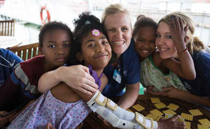Global Gratitude to Nurses Everywhere: Health is a Human Right