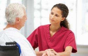 SUZANNE FALL Compassionate Nurse